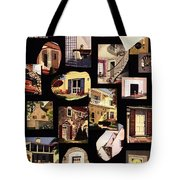 A House And Garden Cover Of House Details Tote Bag