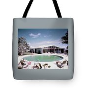 A House In Miami Tote Bag