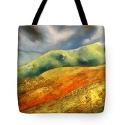 A Journey To The Unknown Tote Bag