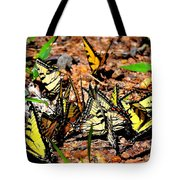 A Kaleidoscope Of Butterflies Tote Bag