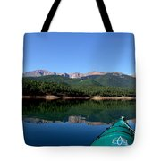 A Kayaking Calm Tote Bag