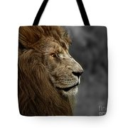 A King's Look Tote Bag