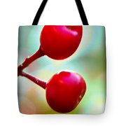 A Kiss Of Spring    A Promise Of Summer Tote Bag