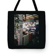 A Kitchen Tote Bag