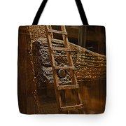 A Ladder's Rung Tote Bag
