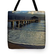 A Land Called Hanalei Tote Bag
