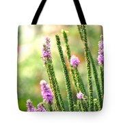 A Lavender Garden Tote Bag