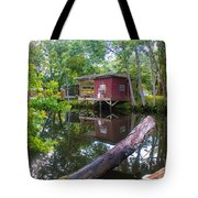 A Lazy River Day Tote Bag