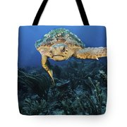 A Left Hand Turn Tote Bag
