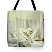 A Letter To Mother Tote Bag