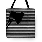 A Light In The Dark Still Life Tote Bag