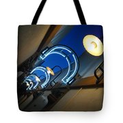 A Light To My Path Tote Bag
