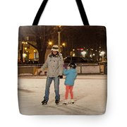 A Lil Help From Dad  Tote Bag