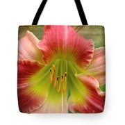 A Lily A Day Tote Bag