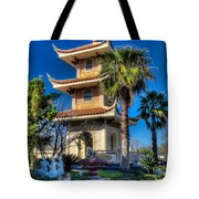 A Little Bit Of Asia Tote Bag