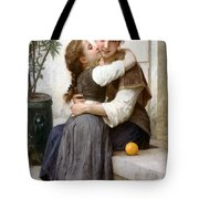 A Little Coaxing Tote Bag