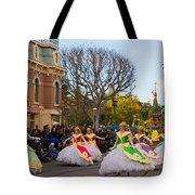 A Little Girls Dream Tote Bag
