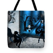 A Little Hue Added Tote Bag