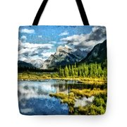 A Little Of Something Just Right Tote Bag