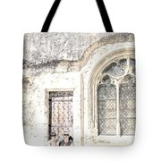 A Little Rest With Scenic View Tote Bag