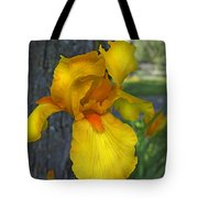 A Lively Soul Blooms Tote Bag