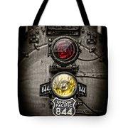 A Living Legend Tote Bag