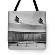 A Long Barn  7k00040b Tote Bag