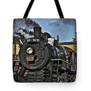 A Long Haul Tote Bag