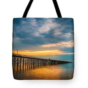 A Long Way Out Tote Bag