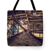 A Look Into The Past. Tote Bag