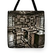 A Look To The Past Tote Bag by Susan Candelario