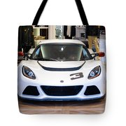 A Lotus Exige S Tote Bag