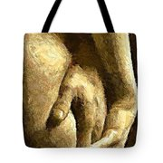 A Love Touch Tote Bag