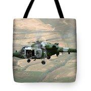 A Lynx Mk 9a  Tote Bag