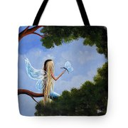 A Magical Daydream Original Artwork Tote Bag