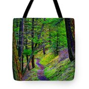 A Magical Path To Enlightenment Tote Bag