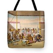 A Mahratta Surdar Entertaining Tote Bag