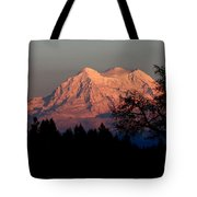 A Majestic Goodnight Tote Bag