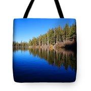 A Mammoth Lake Tote Bag