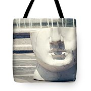 A Man Of Mystery Tote Bag