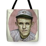 A Man Who Used To Be A Player Tote Bag by James W Johnson