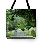 A Matter Of Life And Death Tote Bag