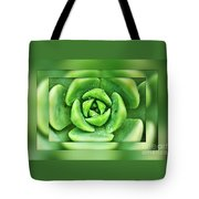 A-maze-in-nature Tote Bag