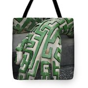 A Maze Ing Hand Tote Bag