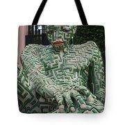 A Maze Ing Man 1 Tote Bag