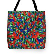 A Maze Of Nature Tote Bag