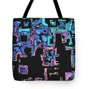 A Maze Zing - 01c01 Tote Bag