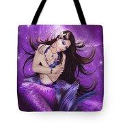 A Mermaids Tale Tote Bag