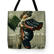 A Merry Christmas And A Happy New Year Tote Bag