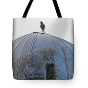 A Metaphor For Something By Ami Shecter Tote Bag